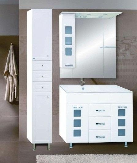 Мебель ванну misty 90 канализация в ванных комнатах